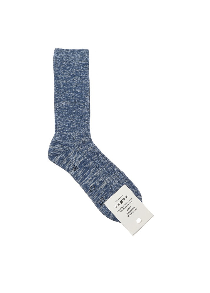 WALK OF SHAME _ Socks Blue