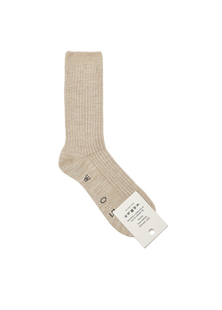 WALK OF SHAME _ Socks Beige